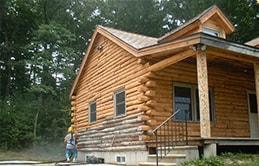sodowanie powierzchni drewnianych